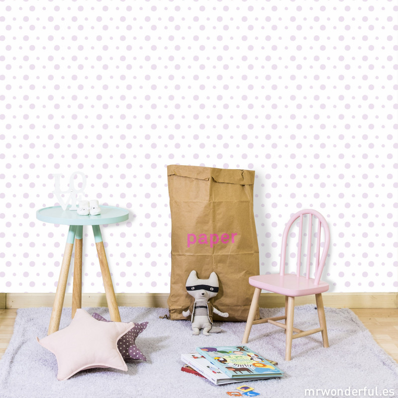 Rollo de papel pintado wonder for Papel pintado colores