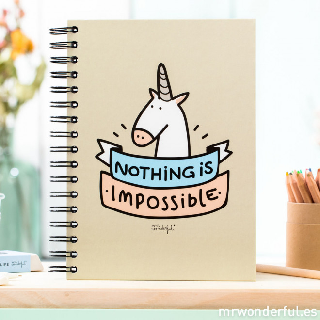 nothing is impossible Nothing is impossible lyrics: through you / i can do anything / i can do all things / for it's you who give me strength / nothing is impossible / through you / blind eyes are opened / strongholds are broken / i.